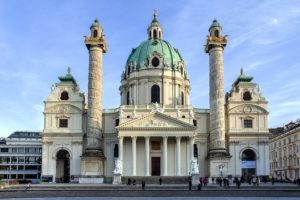 L'Église Saint Charles Borromée