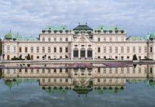 Palais du Belvedere à Vienne