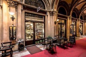 Les cafés de Vienne