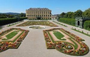 chateau Schönbrunn Vienne