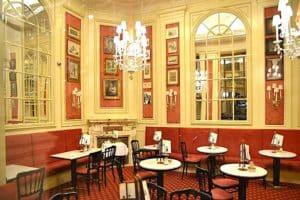 Café Sacher Vienne