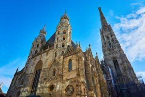 Cathédrale St Etienne Vienne