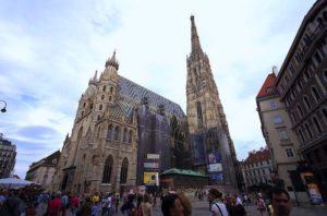 Cathédrale de Vienne - Autriche