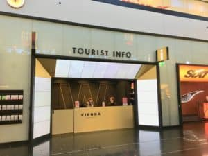 office de tourisme aéroport de Vienne
