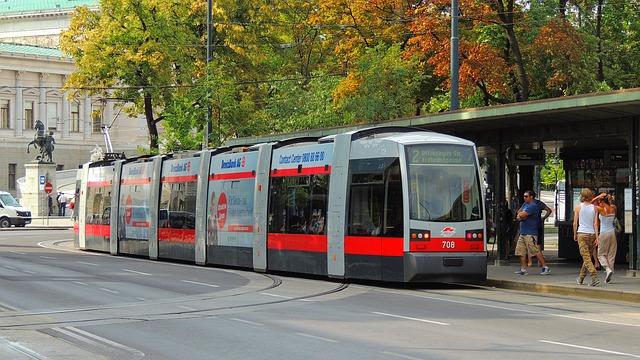 Transports publics à Vienne