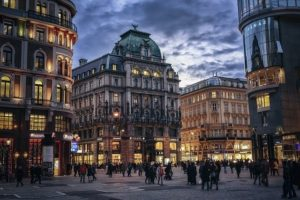 Vienne centre ville