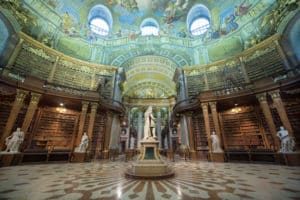 Bibliothèque de Vienne