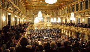 Concert Vienne Salle Dorée
