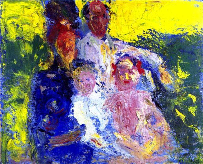 Schonberg Family, Richard Gerstl