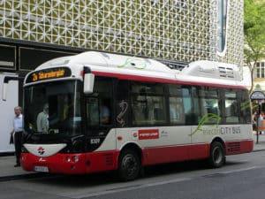 Bus à Vienne