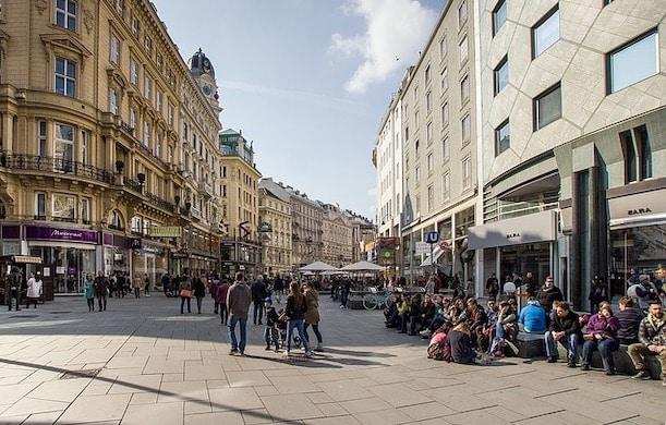 Météo à Vienne