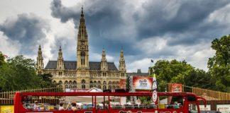 bus touristiques de Vienne