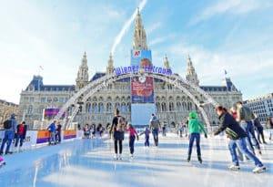 Rêve de glace à Vienne